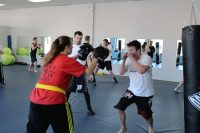 Krav Maga Kickboxing Training