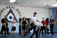 Krav Maga Combative Instruction