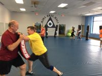 Krav Maga Combatives
