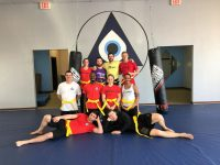 Krav Maga Yellow Belts